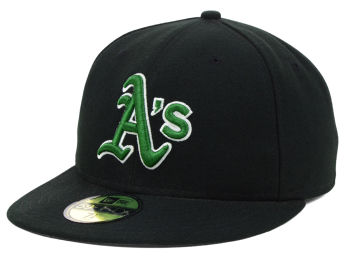 Oakland Athletics New Era Authentic Collection images, details and specs