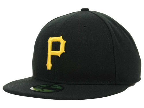 Pittsburgh Pirates New Era MLB Authentic Collection 59FIFTY Cap Hats