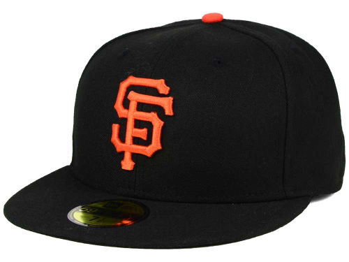 San Francisco Giants New Era MLB Authentic Collection 59FIFTY Cap Hats