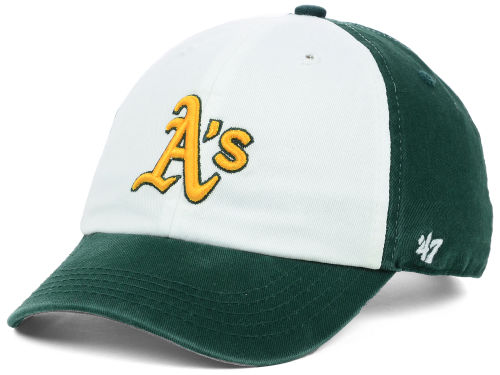 Oakland Athletics '47 Brand MLB Hall of Famer Franchise Hats
