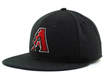 Arizona Diamondbacks MLB Authentic Collection 59FIFTY Hats