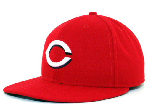 Cincinnati Reds New Era MLB Authentic Collection 59FIFTY Cap Hats