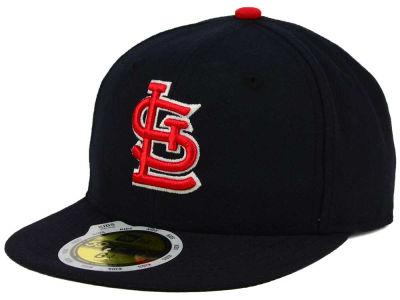 St. Louis Cardinals MLB Authentic Collection 59FIFTY Hats