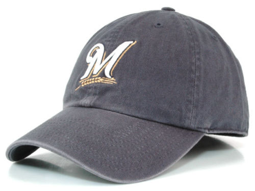 Milwaukee Brewers '47 Brand MLB Franchise Hats