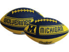 Michigan Wolverines Jarden Sports Hail Mary Youth Football Gameday & Tailgate