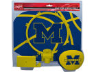 Michigan Wolverines Jarden Sports Slam Dunk Hoop Set Outdoor & Sporting Goods