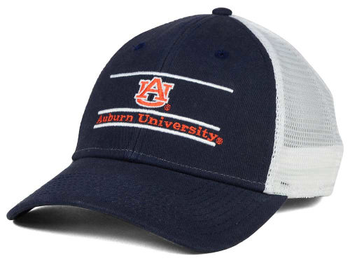 Auburn Tigers Mesh Bar Hats