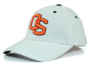 Oregon State Beavers Top of the World White Onefit images, details and specs