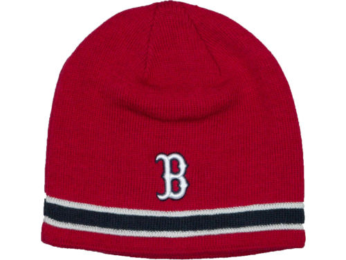 Boston Red Sox '47 Brand MLB Super Pipe Knit Hats