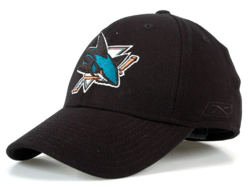 San Jose Sharks NHL Hat Trick Cap Hats