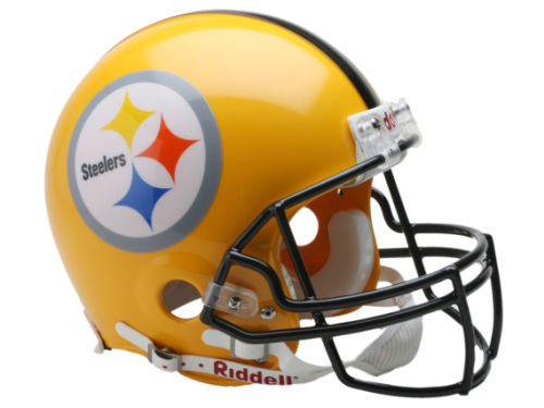 Pittsburgh Steelers Riddell NFL Mini Helmet