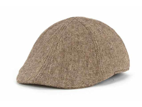 LIDS Private Label Tweed Six Panel Driver Hats