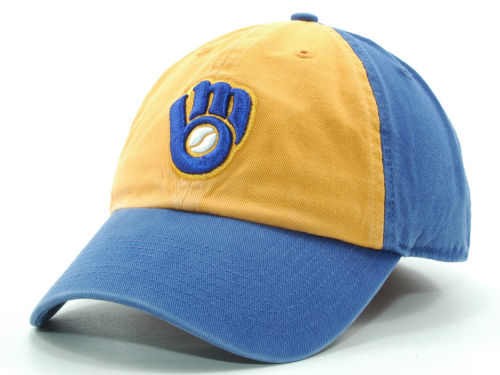 Milwaukee Brewers '47 Brand MLB Cooperstown Franchise Hats