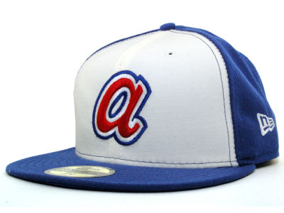 Atlanta Braves MLB Cooperstown 59FIFTY Hats