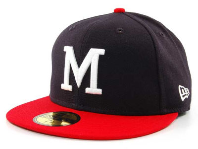 Milwaukee Braves MLB Cooperstown 59FIFTY Hats