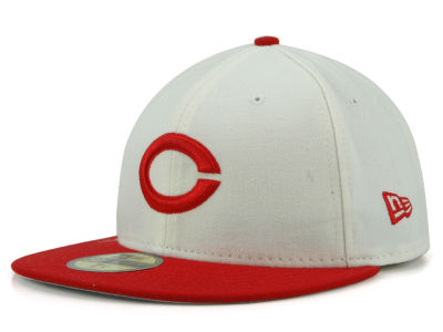 Cincinnati Reds MLB Cooperstown 59FIFTY Hats