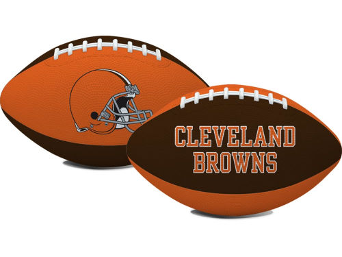Cleveland Browns Jarden Sports Hail Mary Youth Football