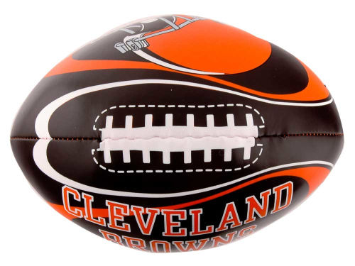 Cleveland Browns Softee Goaline Football 8inch