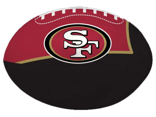 San Francisco 49ers Quick Toss Softee Football