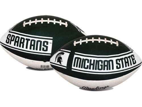 Michigan State Spartans Jarden Sports Hail Mary Youth Football