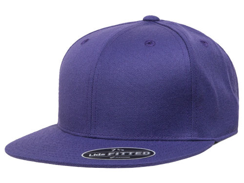 Purple Grand Slam Fitted  Hats