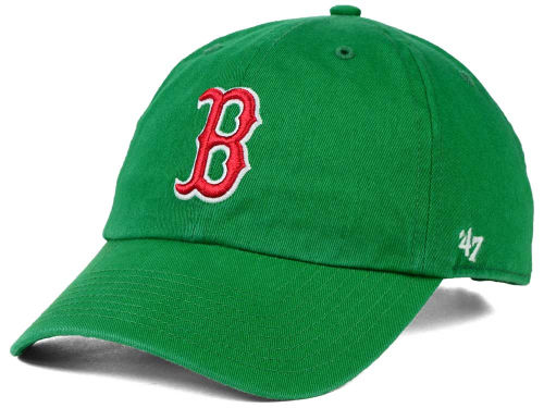 Boston Red Sox MLB Core '47 CLEAN UP Cap Hats