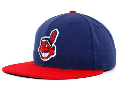 Cleveland Indians MLB Authentic Collection 59FIFTY Cap Hats