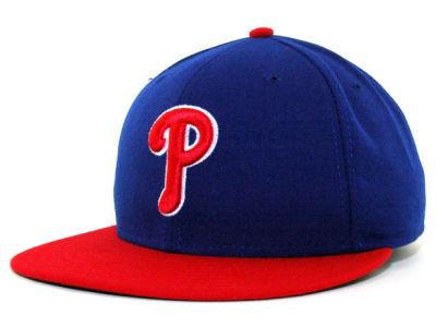 Philadelphia Phillies MLB Authentic Collection 59FIFTY Hats
