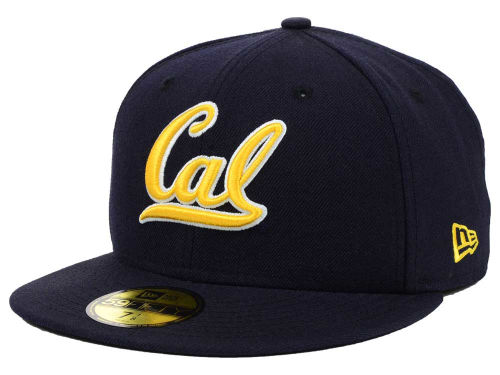 California Golden Bears New Era NCAA AC 59FIFTY Cap Hats