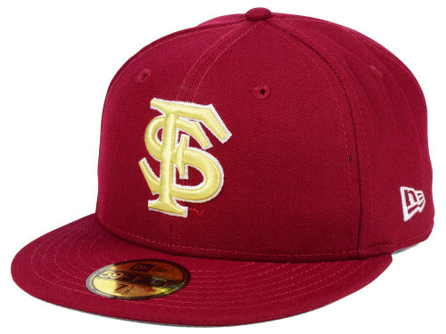 Florida State Seminoles New Era NCAA AC 59FIFTY Cap Hats