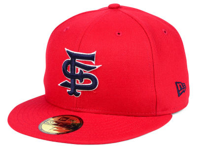 Fresno State Bulldogs NCAA AC 59FIFTY Hats