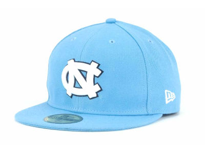 North Carolina Tar Heels NCAA AC 59FIFTY Hats