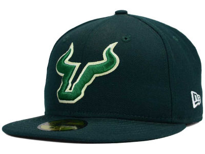 South Florida Bulls NCAA AC 59FIFTY Cap Hats