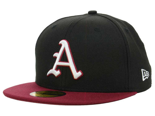 Arkansas Razorbacks New Era NCAA 2 Tone 59FIFTY Cap Hats