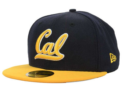 California Golden Bears NCAA 2 Tone 59FIFTY Hats
