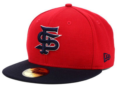 Fresno State Bulldogs NCAA 2 Tone 59FIFTY Cap Hats