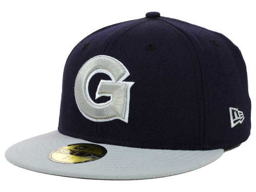 Georgetown Hoyas New Era NCAA 2 Tone 59FIFTY Cap Hats