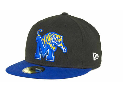 Memphis Tigers NCAA 2 Tone 59FIFTY Cap Hats