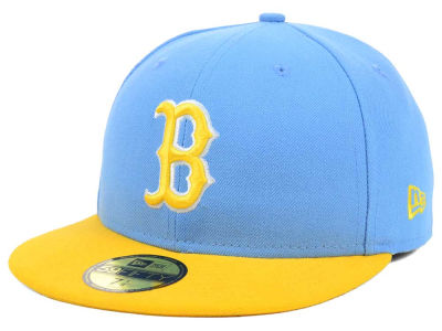 UCLA Bruins NCAA 2 Tone 59FIFTY Hats