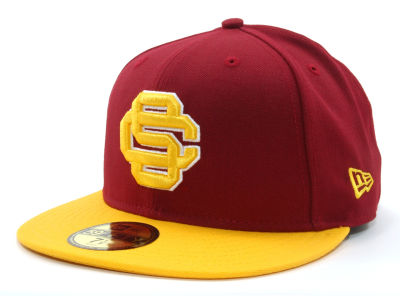 USC Trojans NCAA 2 Tone 59FIFTY Hats