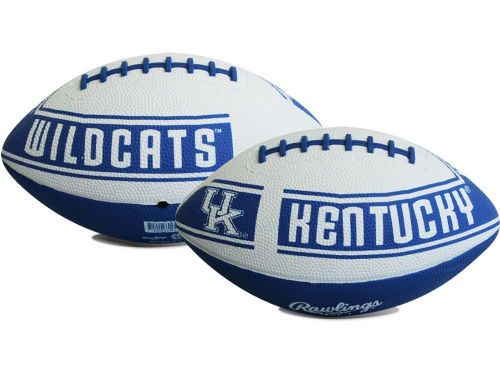 Kentucky Wildcats Jarden Sports Hail Mary Youth Football