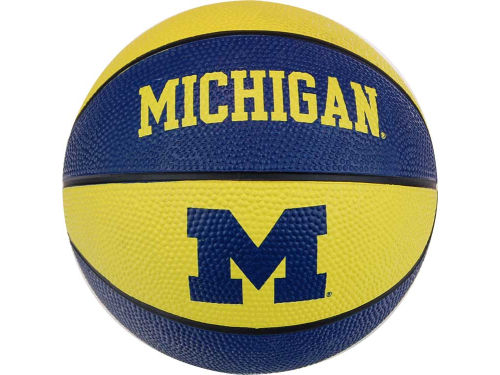 Michigan Wolverines Jarden Sports Alley Oop Youth Basketball