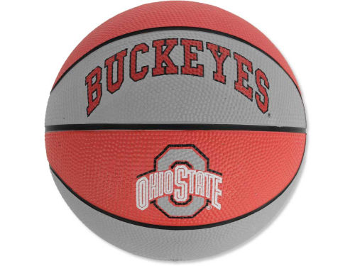 Ohio State Buckeyes Jarden Sports Alley Oop Youth Basketball