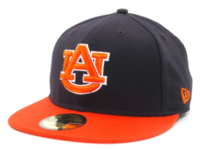 Auburn Tigers NCAA 2 Tone 59FIFTY Cap Hats