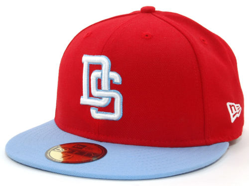 Delaware State Hornets New Era NCAA 2 Tone 59FIFTY Cap Hats