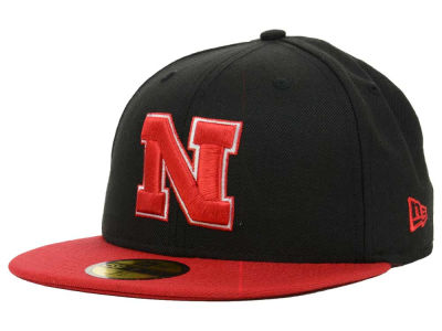 Nebraska Cornhuskers NCAA 2 Tone 59FIFTY Cap Hats