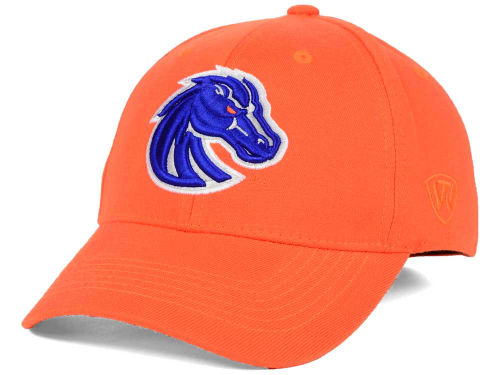 Boise State Broncos Top of the World NCAA Team Color PC Cap Hats