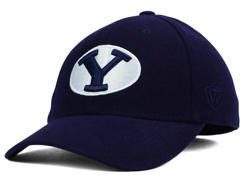 Brigham Young Cougars Top of the World NCAA PC Cap Hats