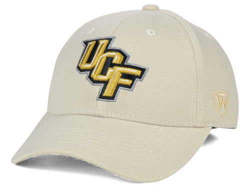 University of Central Florida Knights Top of the World NCAA Team Color PC Cap Hats
