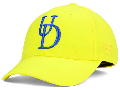 Delaware Blue Hens Top of the World NCAA Team Color PC Cap Hats